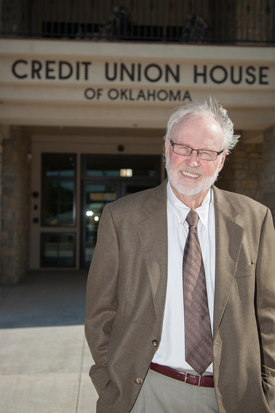 Gary Jones, president of the Credit Union Association of Oklahoma.