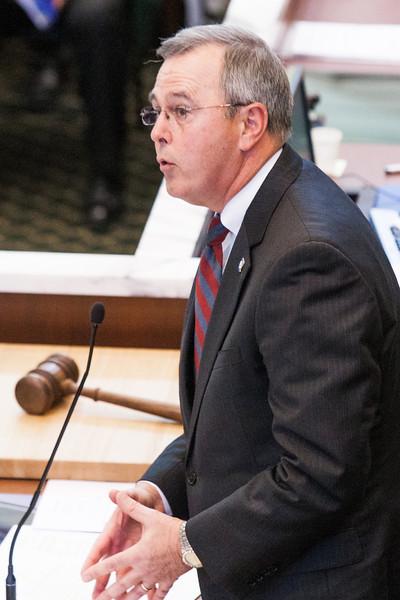 Oklahoma Senate President Pro Tempore Brian Bingman (R)