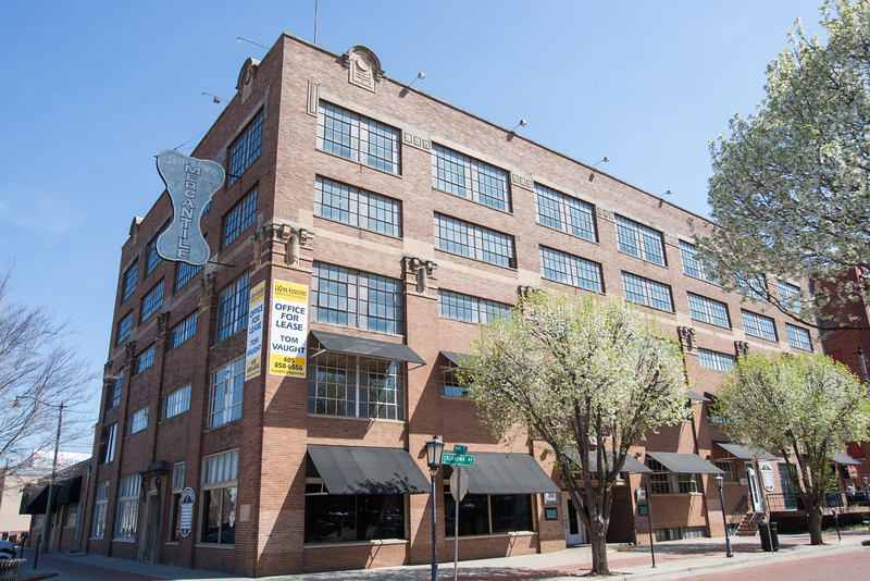 The Mideke Building located at 108 E Main in Bricktown.
