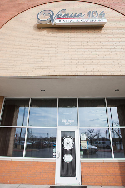 Venue 104, located at 10400 S Penn, has applied for a liquore license from the state.
