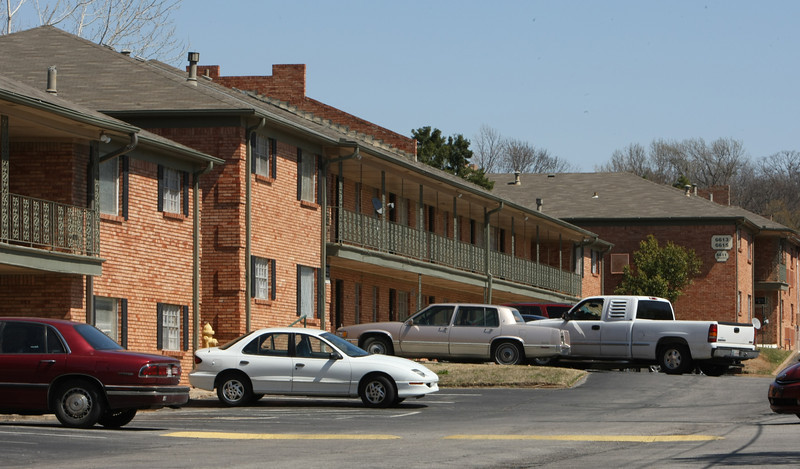 The Southern Hills Villas Apartments recently sold for $2.3 million.