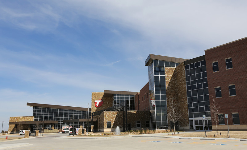 The Tulsa Tech campus in Owasso.