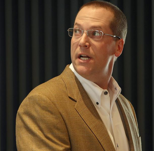 Jeff Henry, President of tje Osage County Cattleman's Association.
