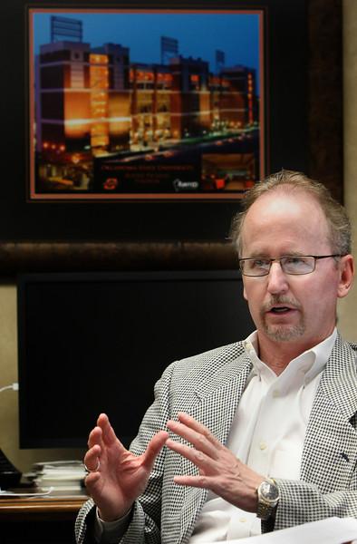 Dave Kollmann, Executive Vice President at Flintco Constructive Services in tulsa.