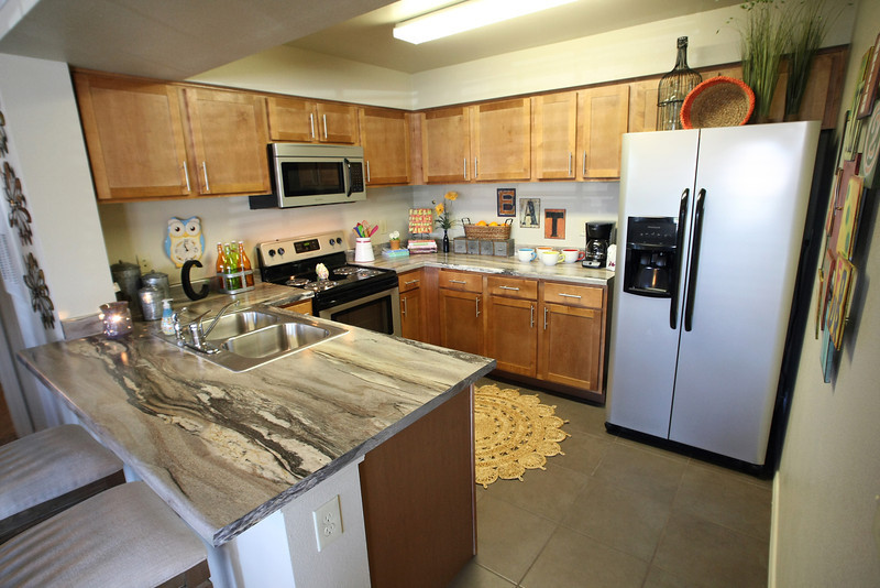 Kitchen Cascata