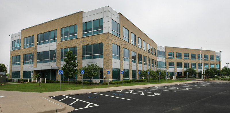 4848 Office Center LLC paid $7.25 million for a vacant, three-story office building in east Tulsa.