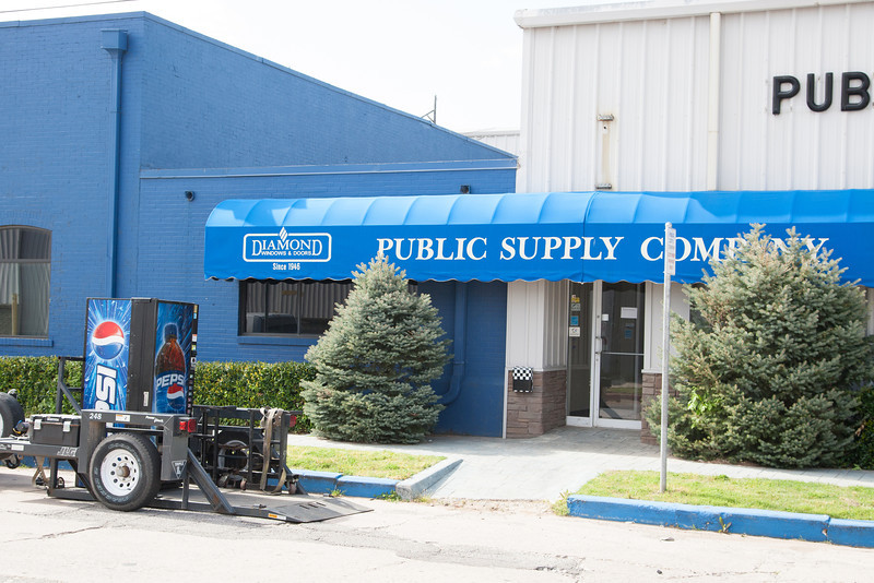 Public Supply Company, located at 1236 NW 4th in Oklahoma City, has recently closed for business.