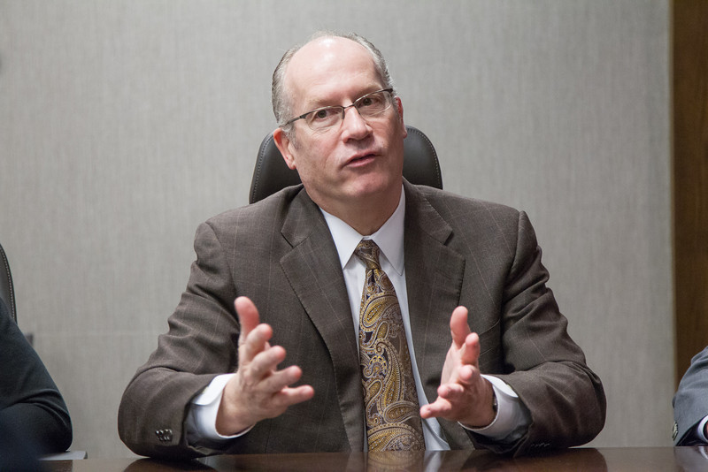 Oklahoma Secretary of Energy Mike Ming
