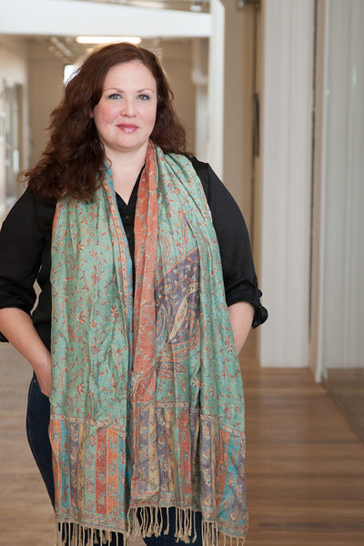 Kim Haywood,  Operations Officer of Dead Center Film Festival