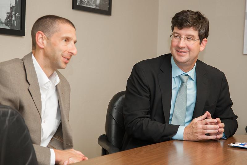 Tony and Ty Tyler run the family owned Tyler Media.