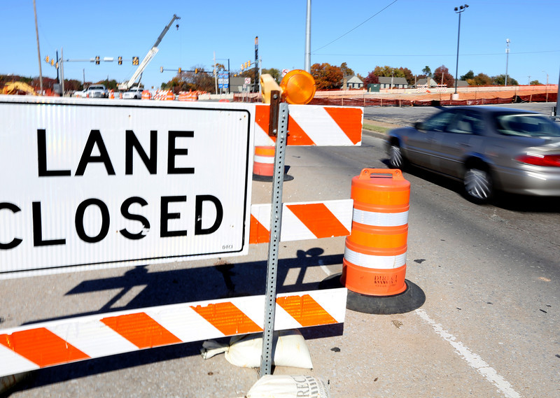 ***Depending on the outcome of the VOTE in TULSA.***<br /> <br /> With the PASSAGE/DEFEAT of the Improve Our Tulsa bills, construction signs such as this MAY/MAY NOT become a rare sign on Tulsa streets.