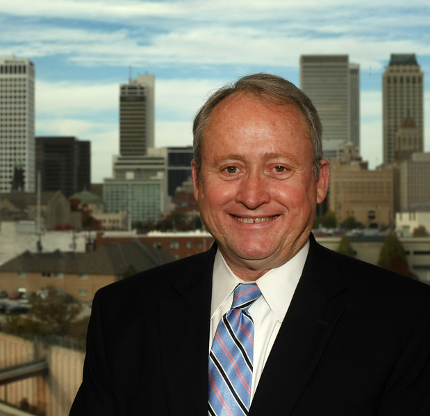 Ted Haynes - President of Blue Cross Blue Shield of Oklahoma.