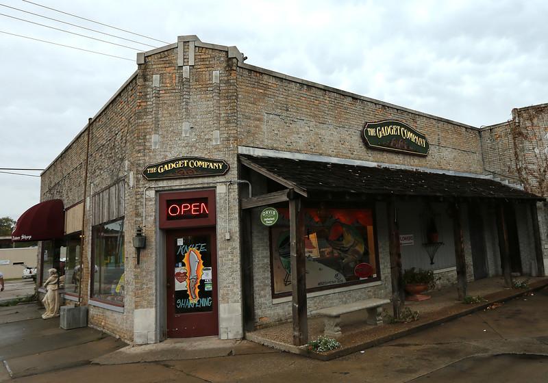 The Gadget Company near downtown Tulsa.