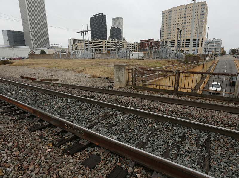 Public Service Company of Oklahoma has filed a lawsuit in Tulsa County District Court against Burlington Northern Santa Fe Railroad in order to expand its downtown electric substation.