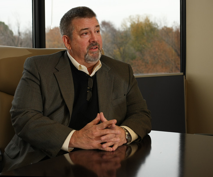 Tim Purcell, President and CEO of Lakewood Midstream LLC.