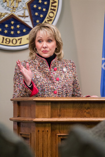 Governor marry Fallin announced today that we do no food bank had exceeded its goal of raising 1.4 million meals for Oklahoma families and it raised enough to feed 2.9 million families in 2013 ffd drive