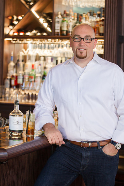 Glen Forester, owner of Strong Tonic in Oklahoma CIty, OK.
