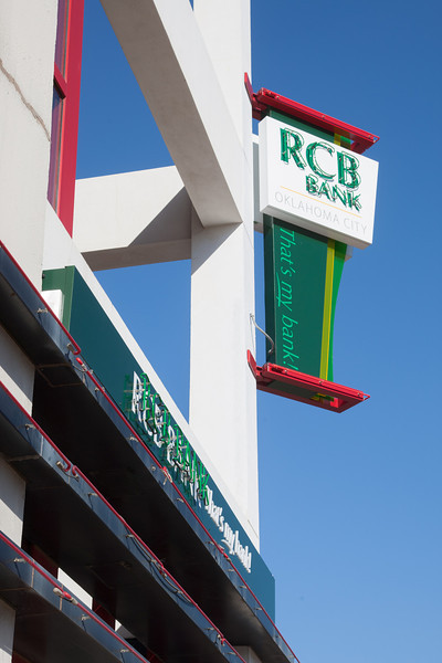 RCB Bank at 701 N Broadway in Oklahoma City, OK.