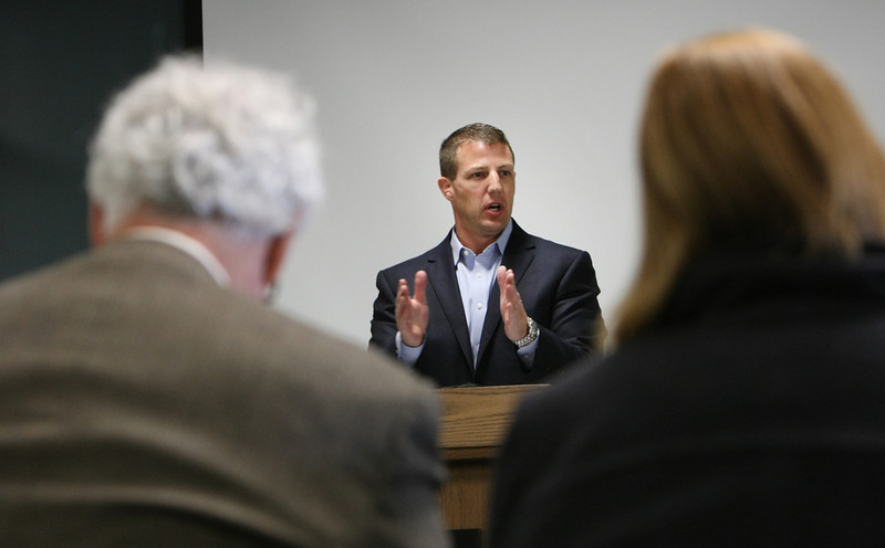 Oklahoma Republican Congressman Markwayne Mullin on Friday touted a reform measure in the U.S. Congress that would allow Port of Catoosa to make improvements at the facility and speed repairs.