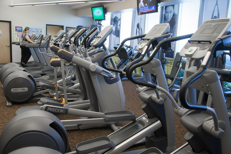 Hertz has installed a new wellness center for employees at it's headquarters in Oklahoma City, OK.