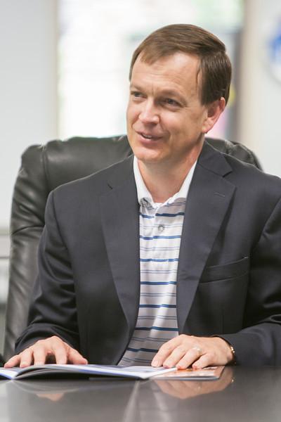Scott Meacham, president and CEO of i2E in Oklahoma City, OK.