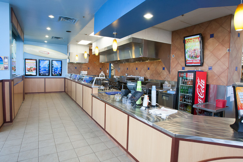 A new Costa Vida franchise opened at NW Memorial and Penn in Oklahoma City, OK.