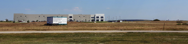 Southeastern Freight Lines plans to build a new Tulsa terminal on 21.5 acres acquired in northeast Tulsa's Greenhill Distribution Center.