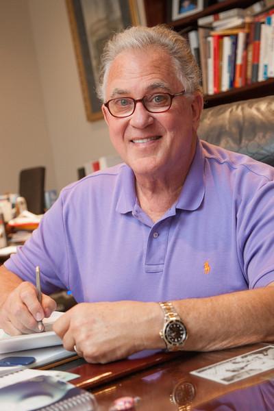 Roger Beverage, president of the Oklahoma Bankers Association.