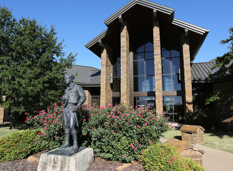 The Donald W. Reynolds Scout Resource Center in East Tulsa.