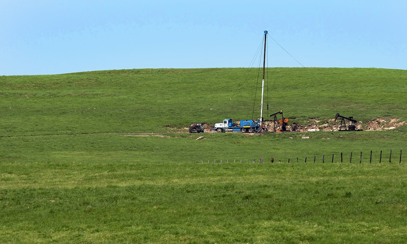 The U.S. Environmental Protection Agency in Dallas issued twice as many penalties and orders this year in Osage County against oil and gas operators than during the same period a year ago, according to records