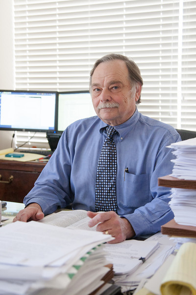 Bob Sheets with the law firm Phillips Murrah in Oklahoma City, OK.