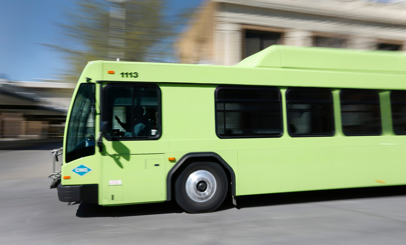 To ease budget pressure Tulsa plans to stop bus service after 6PM.