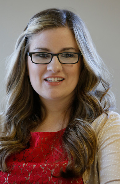 Leah Wietholter a forensic accountant in Tulsa.