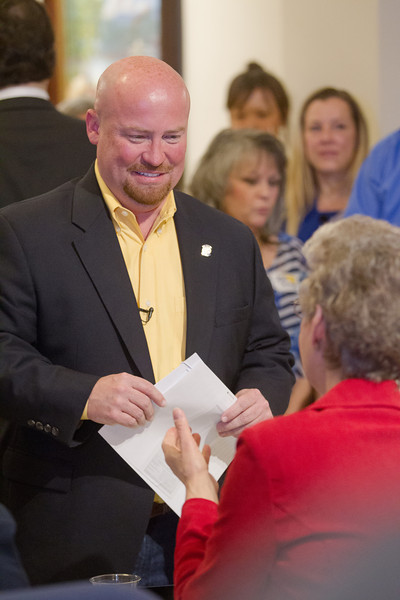 State Representative Joe Doorman filed to run for governor of Oklahoma against incumbent governor Mary Fallin.