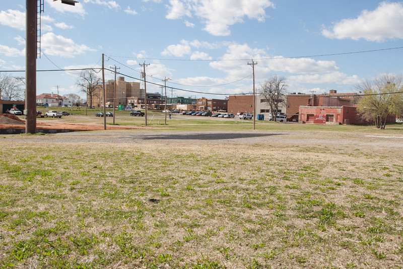 A new development planned for NW 10th and Harvey would set aside space and facilities specifically for food trucks in Oklahoma CIty.