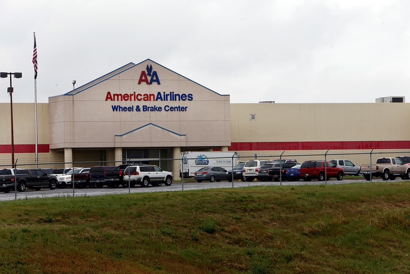 The American Airlines Wheel and Brake Center has ached an industry first of attaining zero landfill status by completely eliminating landfill waste.