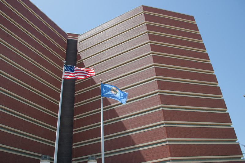 The Oklahoma County Jail