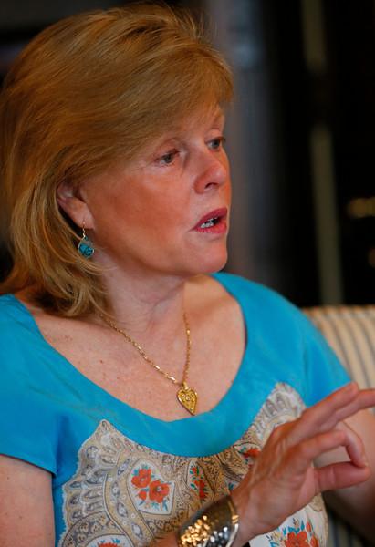 Randa Warren, Master  Sommelier in Tulsa.