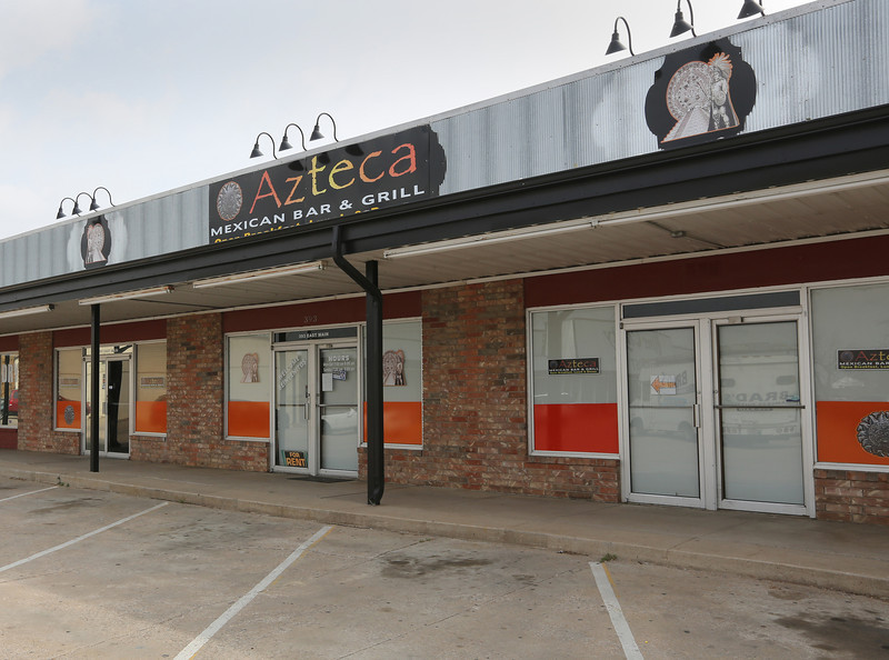 The Azteca Mexican Bar & Grill in Jenks.