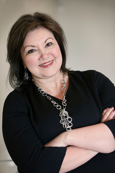 Teri Aulph, a local business coach and HR consultant.