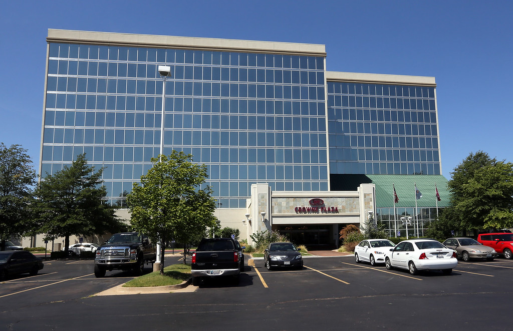 The Crowne Plaza Hotel, 7901 S. Lewis in Tulsa, recently sold for $7.1 Million.