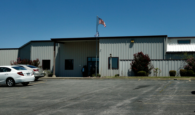 The Turley Correction Center in north Tulsa.