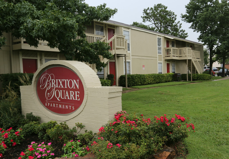 The Brixton Square apartments in midtown Tulsa.