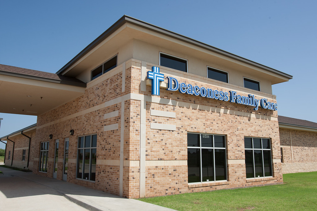 Deconess Family Care located at 16400 N May in Edmond.