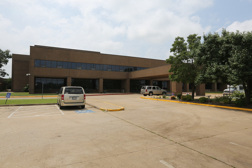 The Veterans Center in Claremore