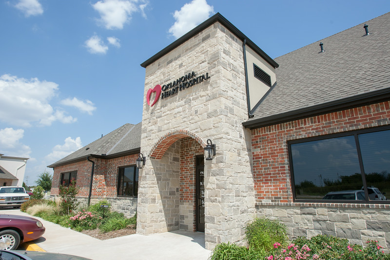The Oklahoma Heart Hospital has opened a clinic at 3306 N Kickapoo in Shawnee, OK.