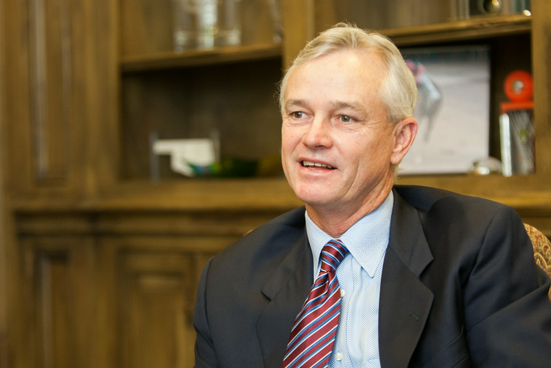 Everett Dobson, CEO of Dobson Technologies in Oklahoma CIty, OK.