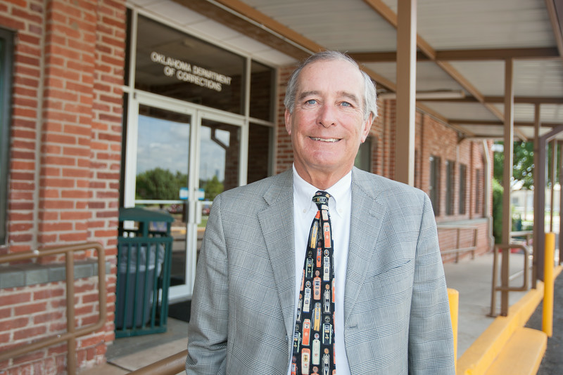 Jerry Massie, Public Information Officer at the Oklahoma Department of Corrections.