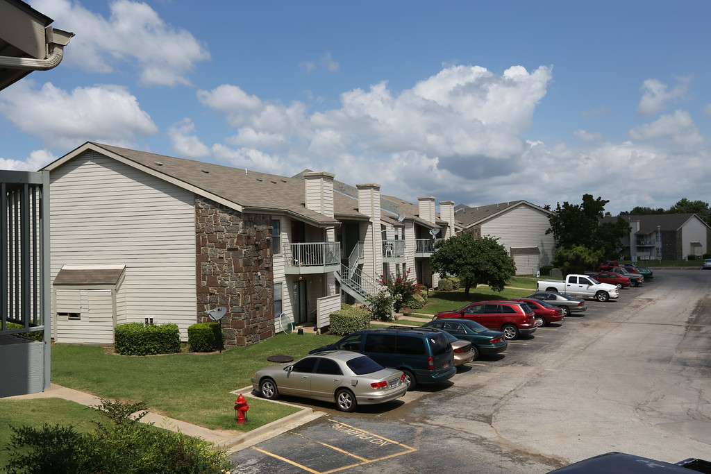 An Omaha real estate fund paid $5.8 million for Broken Arrow's Fox Run Apartments, renaming it Hickory Grove Apartments.