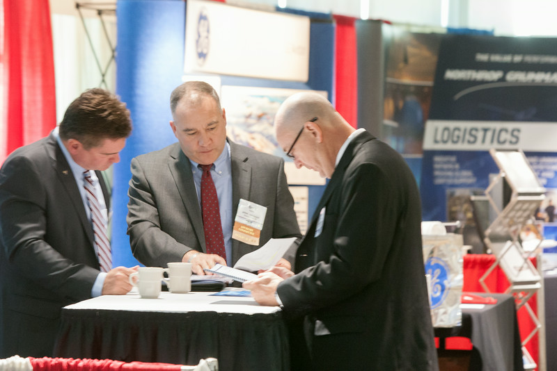 Tinker and the Primes, held at the Reed Center in MidWest City, is a symposium for aerospace, defense and government contractors.